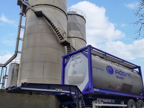 Unloading Anaerobic Granular Sludge to Digester